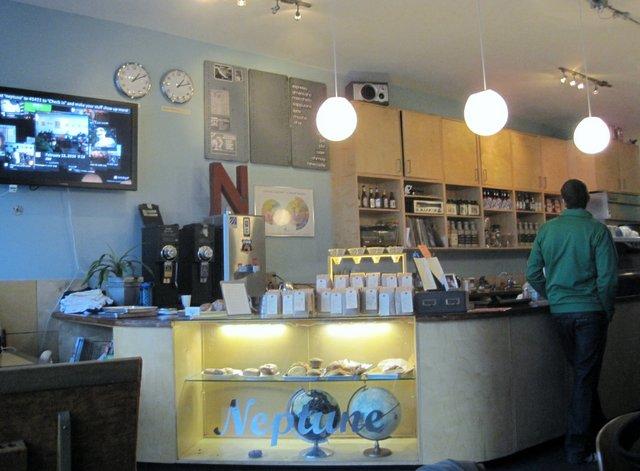 Neptune Coffee, Seattle
