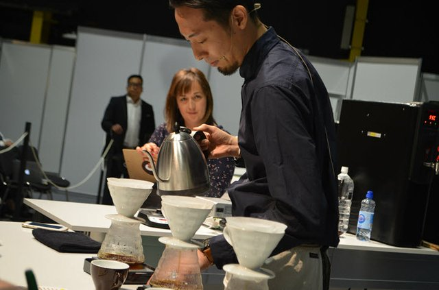 World Coffee Championship