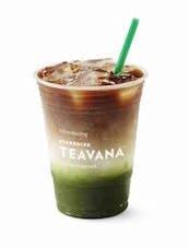 Teavana Matcha & Espresso