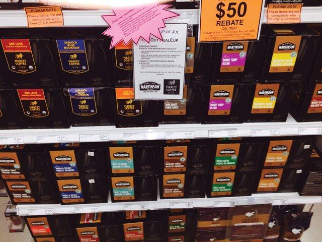 Big Retailer Buy-In Shields Keurig 2.0 - STiR Coffee and ...
