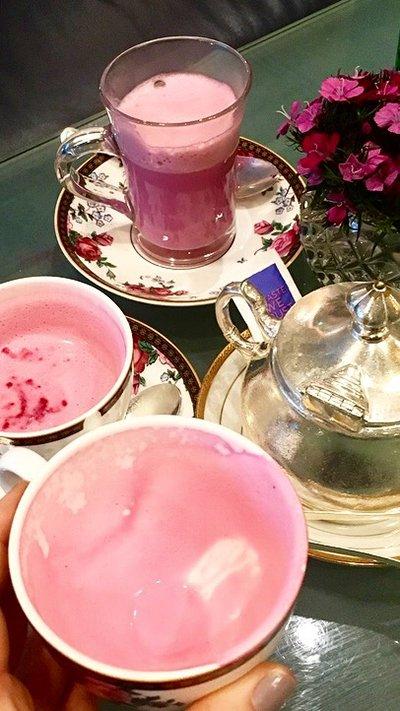 Tea Report