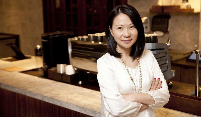 Starbucks Belinda Wong
