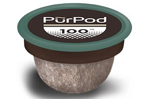 Composter Accepts Single-Serve Pods