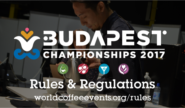 World of Coffee Rules 2017