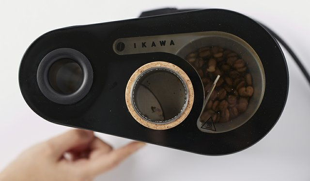 Latest generation sample roaster from IKAWA, London