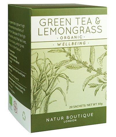 Artichoke and lemongrass flavors