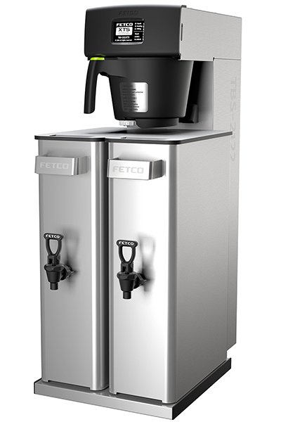 TBS-2121XTS twin touchscreen brewer