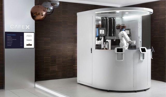 Robotic Café Delivers
