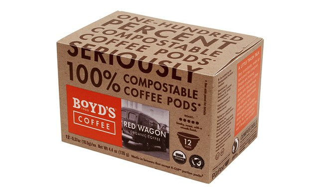 Boyd's Coffee Pods