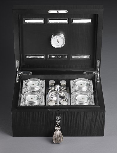 Lotusier Tea Humidor