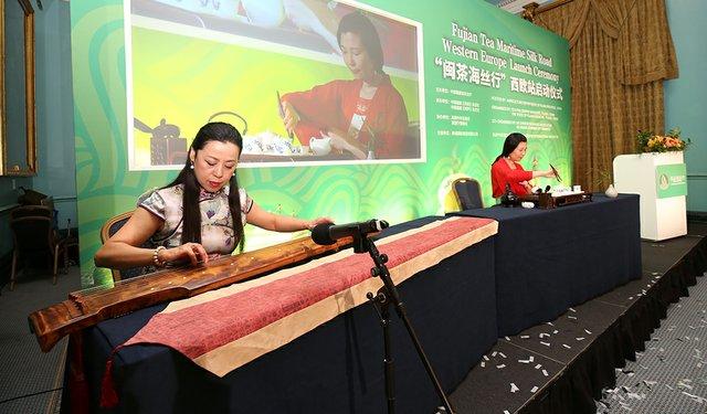 Chinese Tea Delegation