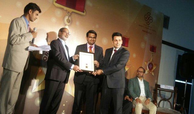 Evergreen Award for Ambootia
