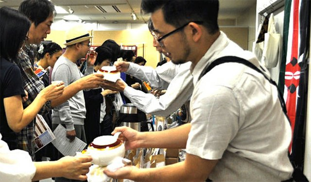 Owariasahi tea testival