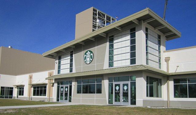 Starbucks Expands in Georgia
