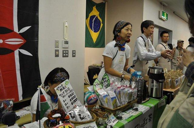 Owariashi Tea Festival