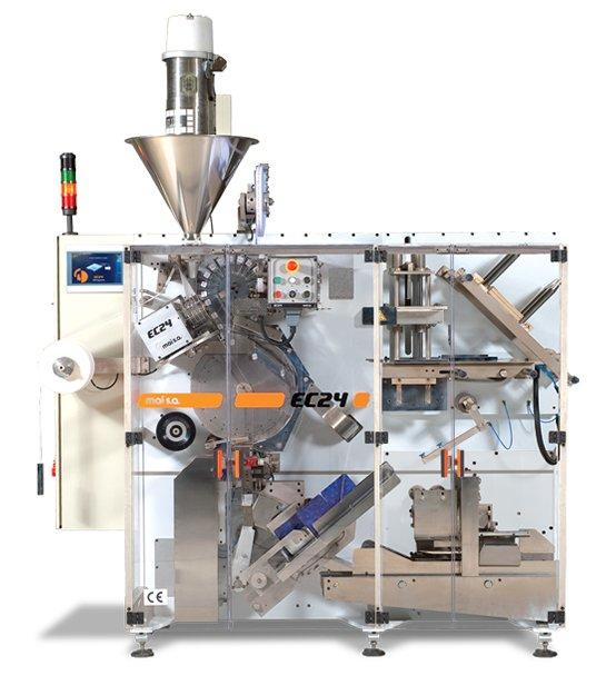 IMA EC24 Optima tea packaging machine
