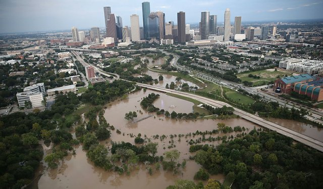 Houston after Harvey