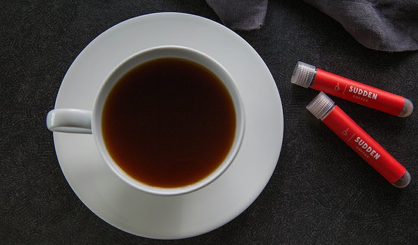 Instant Coffee Gains Against Ground