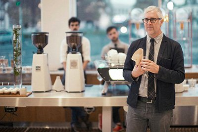 Nestlé's Makes First Move into High-End Retail Coffee Shops