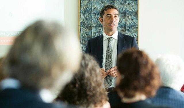 Q&A: GIMA's Lorenzo Maldarelli