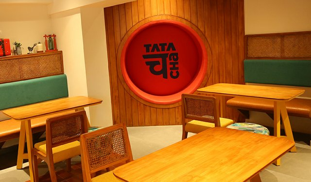 Tata Opens Tea Retail Shops
