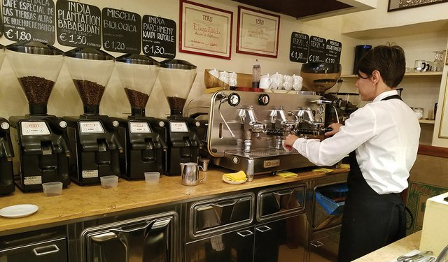 Creating a New Coffee Culture in Italy