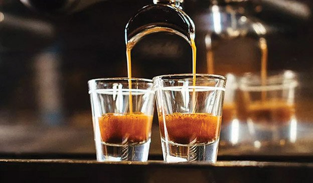 Starbucks Serves New Espresso