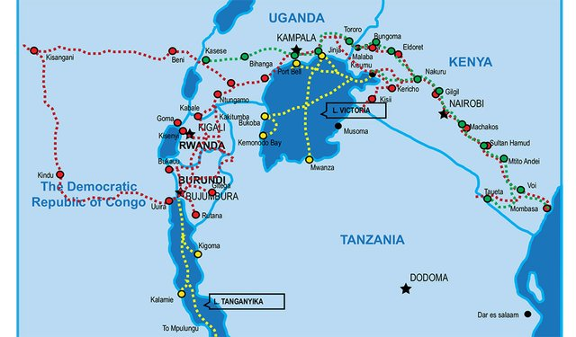 Logistics Boon for Coffee Traders in East Africa
