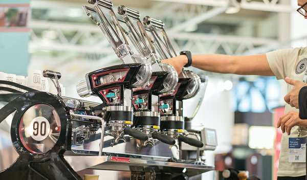 Espresso Machines for a Booming Asian Market