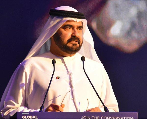 Mohammed Al Muallem, c.e.o. & MD UAE Region DP World and c.e.o. JAFZA