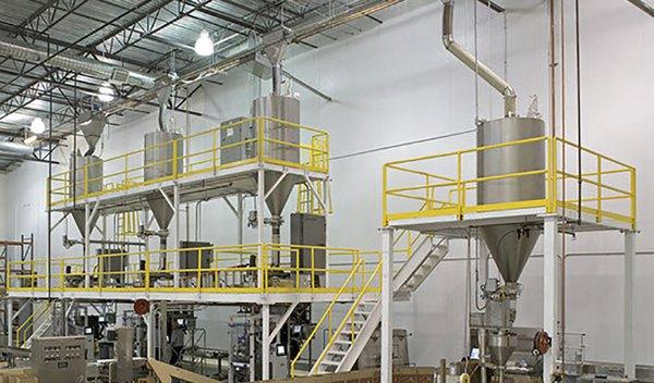 Coffee Conveyors Keep It Clean
