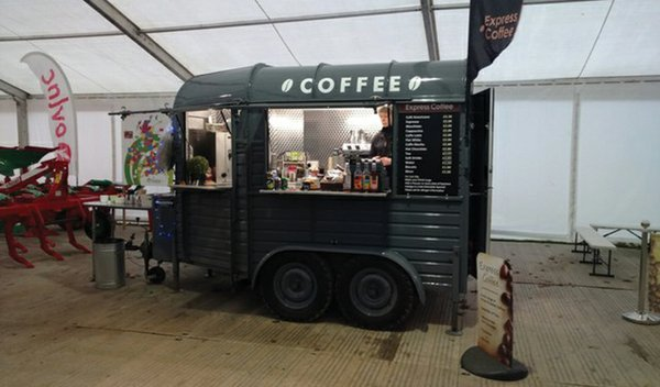 UK's Dynamic Coffee Market