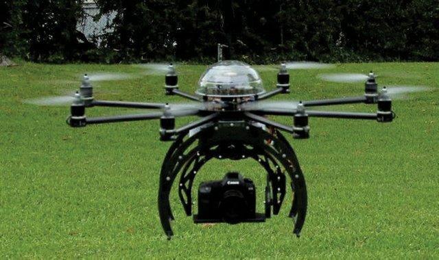 Longjing's Drone Air Taxi