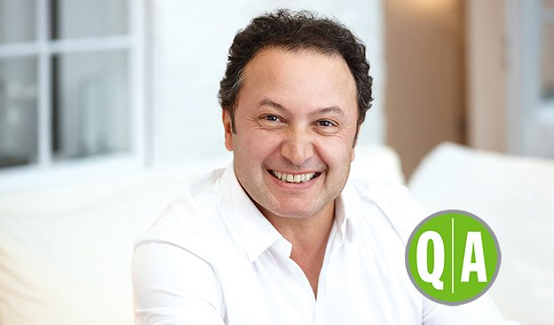 Q&A: Farhad Pirouz / DPH Group