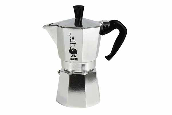 Moka Pot Maker Gets Needed Money
