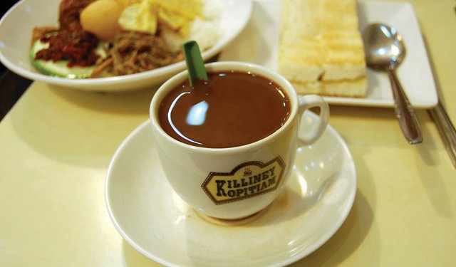 Singapore's Cosmopolitan Coffee and Tea Culture