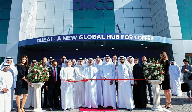 DMCC Opens Climate-Controlled Global Hub for Coffee