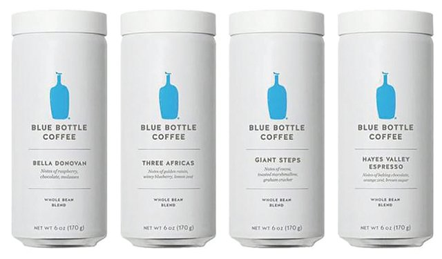 Blue Bottle Recalls Coffee Cans