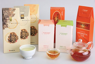 After a Youthful Makeover, Tea in Korea Could Hit a Boiling Point