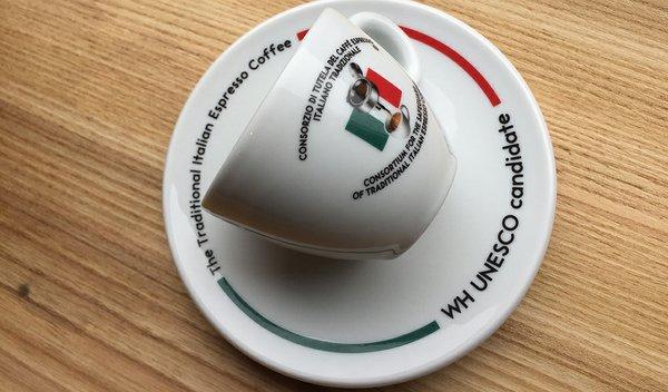 Italy Espresso World Heritage