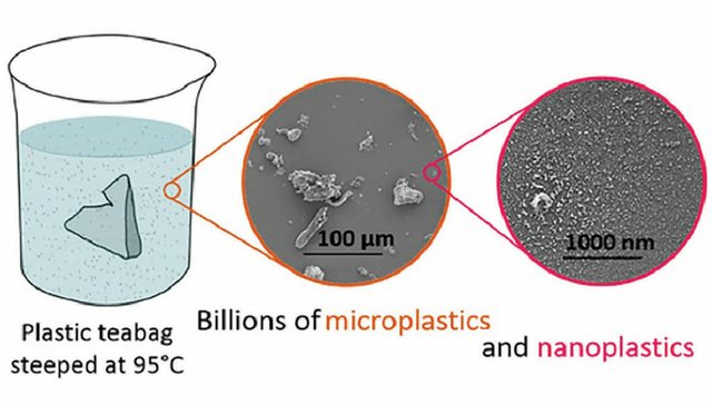 Tiny Plastic Particles Raise Big Concerns
