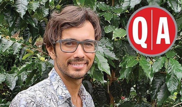 Q&A: Miguel Meza