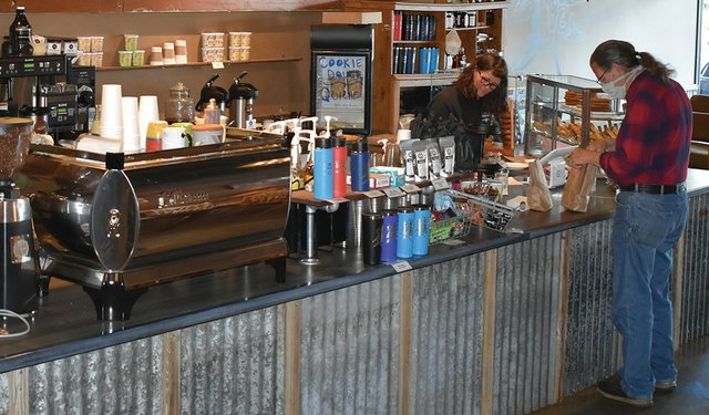 Covid Coffee Stories