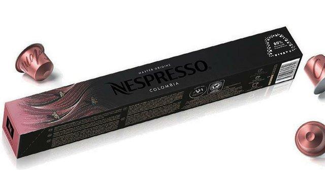 Nespresso Unveils Aluminum Capsules