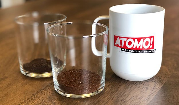 Atomo Molecular Coffee
