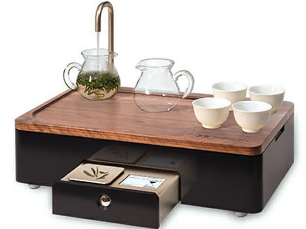 Jadaquell Tea Station