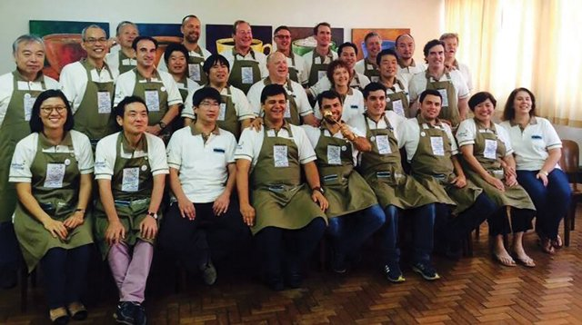 Cup Of Excellence Judges 2014